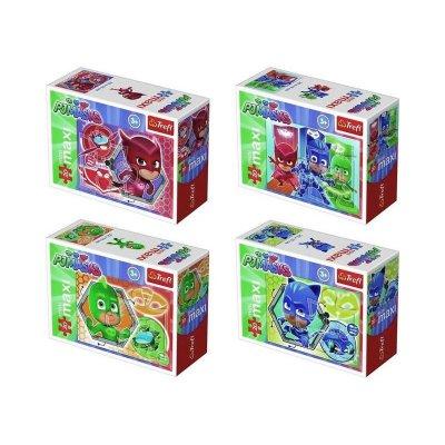 Puzzle Mini Maxi PJ Masks 20pzs