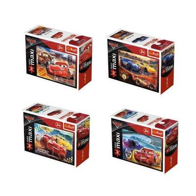 Puzzle Mini Maxi Cars Disney 20pzs