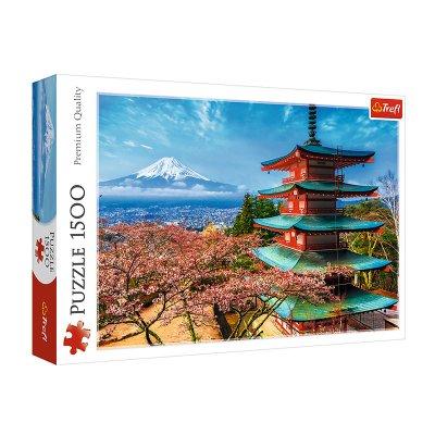 Wholesaler of Puzzle Premium Quality Monte Fuji 1500pzs