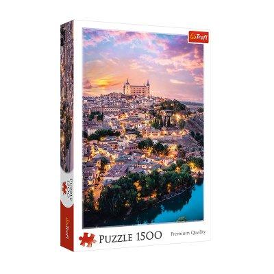 Wholesaler of Puzzle Premium Quality Toledo España 1500pzs