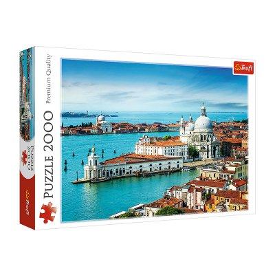 Wholesaler of Puzzle Premium Quality Venecia Italia 2000pzs