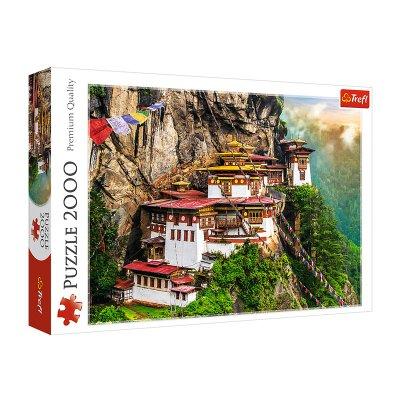 Wholesaler of Puzzle Premium Quality Tiger's Nest Bután 2000pzs