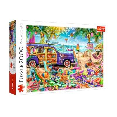 Wholesaler of Puzzle Premium Quality Vacaciones tropicales 2000pzs