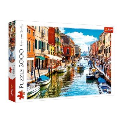 Wholesaler of Puzzle Premium Quality Isla de Murano Venecia 2000pzs