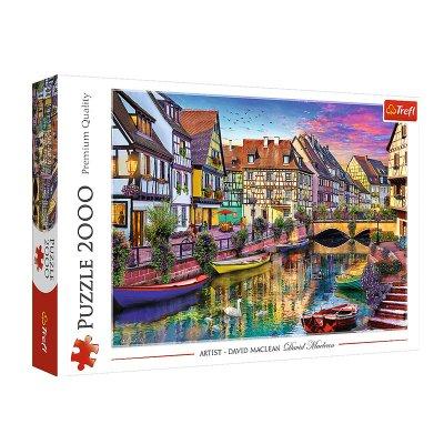 Wholesaler of Puzzle Premium Quality Colmar Francia 2000pzs