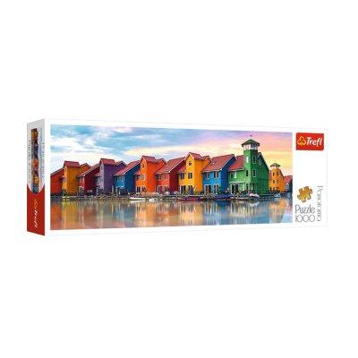 Wholesaler of Puzzle Panorama Groningen Holanda 1000pzs