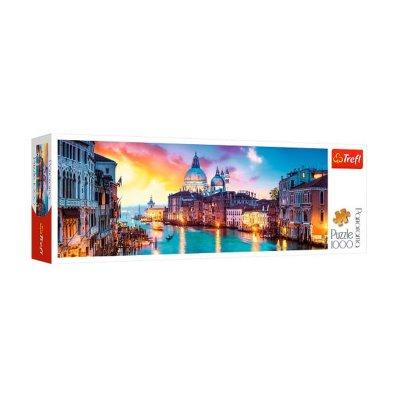 Wholesaler of Puzzle Panorama Gran Canal Venecia 1000pzs