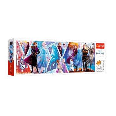 Wholesaler of Puzzle Panorama Frozen 2 Disney 1000pzs