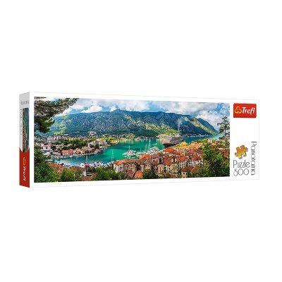 Wholesaler of Puzzle Panorama Kotor Montenegro 500pzs