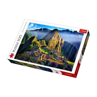 Wholesaler of Puzzle Premium Quality Machu Picchu 500pzs