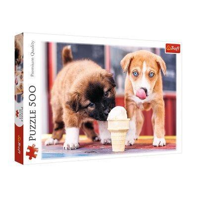 Puzzle Premium Quality Tiempo de helado 500pzs