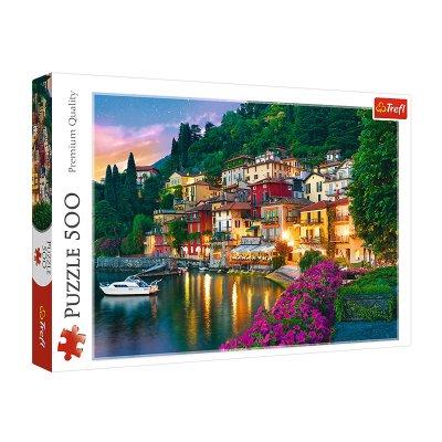 Wholesaler of Puzzle Premium Quality Lago de Como Italia 500pzs