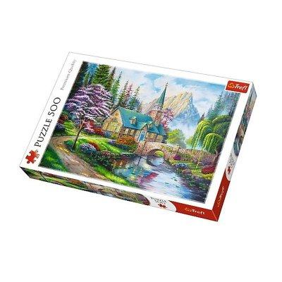 Wholesaler of Puzzle Premium Quality Grandes bosques 500pzs