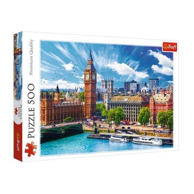 Wholesaler of Puzzle Premium Quality Londres 500pzs