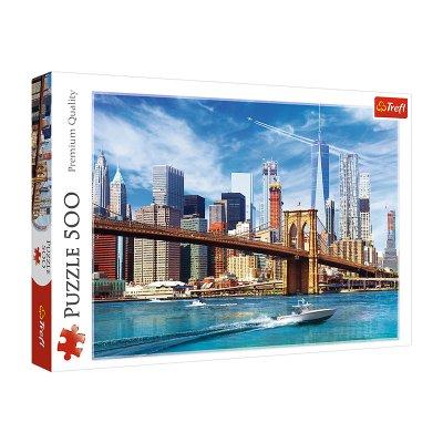 Wholesaler of Puzzle Premium Quality Vista de Nueva York 500pzs