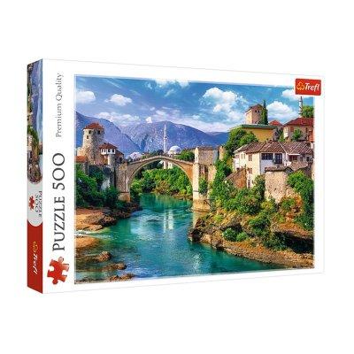 Wholesaler of Puzzle Premium Quality Mostar Bosnia y Herzegovina 500pzs