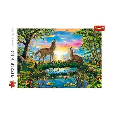 Wholesaler of Puzzle Lobos 500pzs