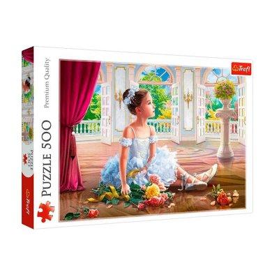 Wholesaler of Puzzle Premium Quality Pequeña bailarina 500pzs