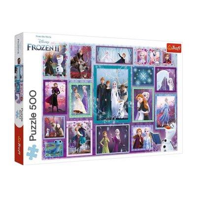 Puzzle Frozen 2 Disney 500pzs