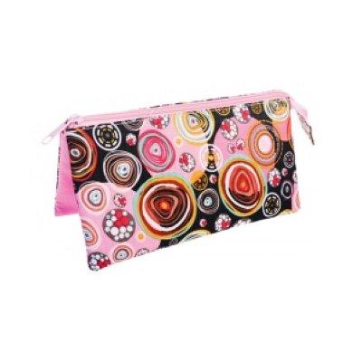 Wholesaler of Estuche portatodo Starpak Espirales - rosa