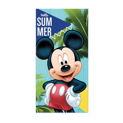 Wholesaler of Toalla microfibra Mickey Mouse Hello Summer
