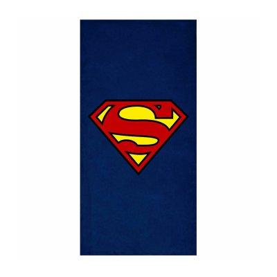 Toalla microfibra Superman