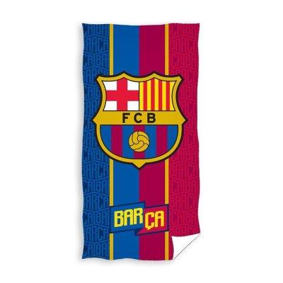 Toalla algodón FC Barcelona escudo