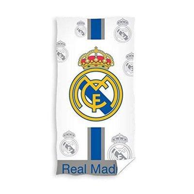 Toalla microfibra 70x140cm FC Real Madrid