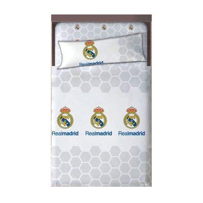 Juego de sábanas 3 piezas Real Madrid