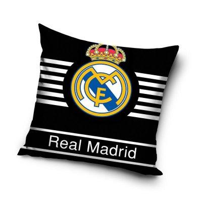 Cojín Real Madrid F.C 40x40cm - negro