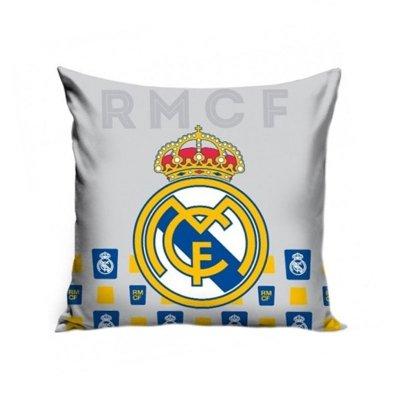 Cojín Real Madrid RMCF 40x40cm