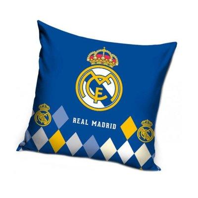 Cojín Real Madrid F.C 40x40cm - azul