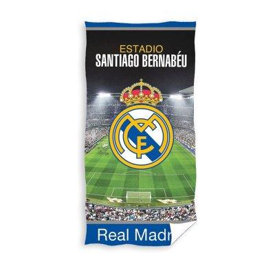 Toalla microfibra Real Madrid Santiago Bernabèu 70x140cm
