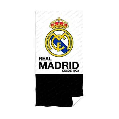 Toalla microfibra Real Madrid 1902 70x140cm