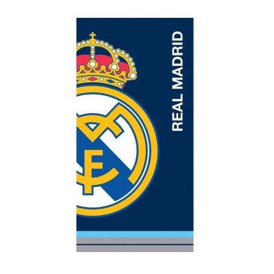 Toalla microfibra Real Madrid Escudo 70x140cm