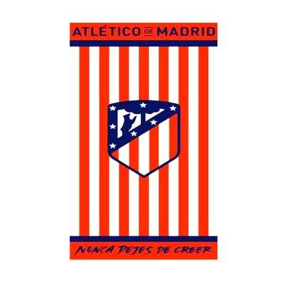 Toalla microfibra FC Atlético de Madrid 40x170cm