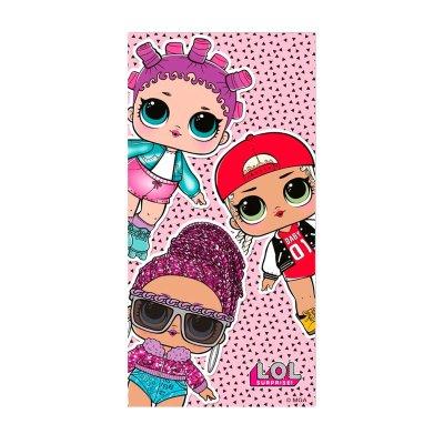 Wholesaler of Toalla microfibra LOL Surprise Girls