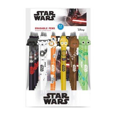 Bolígrafo de tinta borrable Star Wars