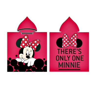 Wholesaler of Poncho toalla con capucha microfibra Minnie Disney