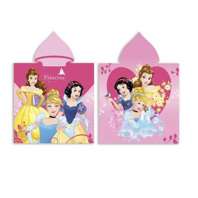 Wholesaler of Poncho toalla con capucha microfibra Princesas Disney