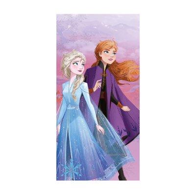 Toalla microfibra 70x140cm Frozen II Disney