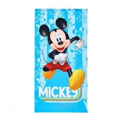 Toalla microfibra 70x140cm Mickey Mouse Disney
