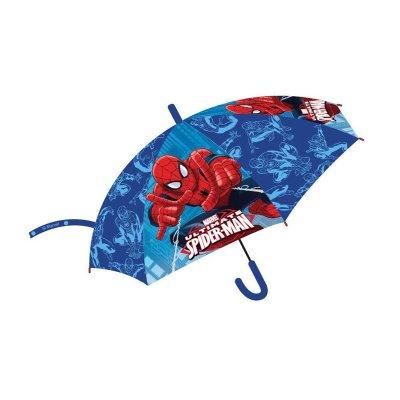 Paraguas automático Spiderman 48cm