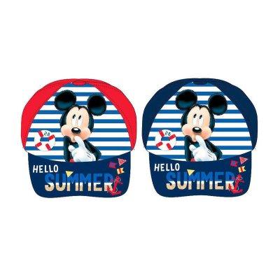 Gorras Mickey Mouse Hello Summer 52-54cm