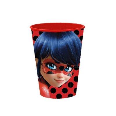 Wholesaler of Vaso plástico 260ml Ladybug