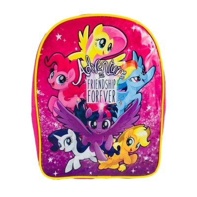 Mochila sencilla My Little Pony Adventure 30cm