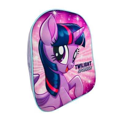 Mochila infantil 3D My Little Pony 33cm