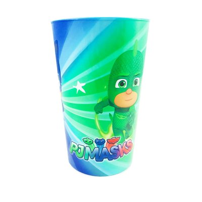 Wholesaler of Vaso plástico 260ml PJ Masks Hero