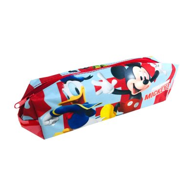 Estuche portatodo Mickey and The Roadster Racers