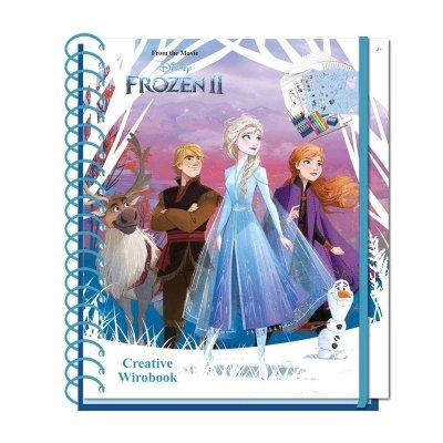 Cuaderno actividades Frozen 2 Disney